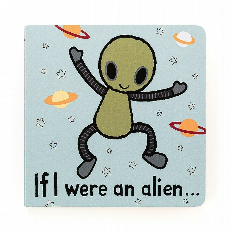 If I Were An Alien Book (jellycat