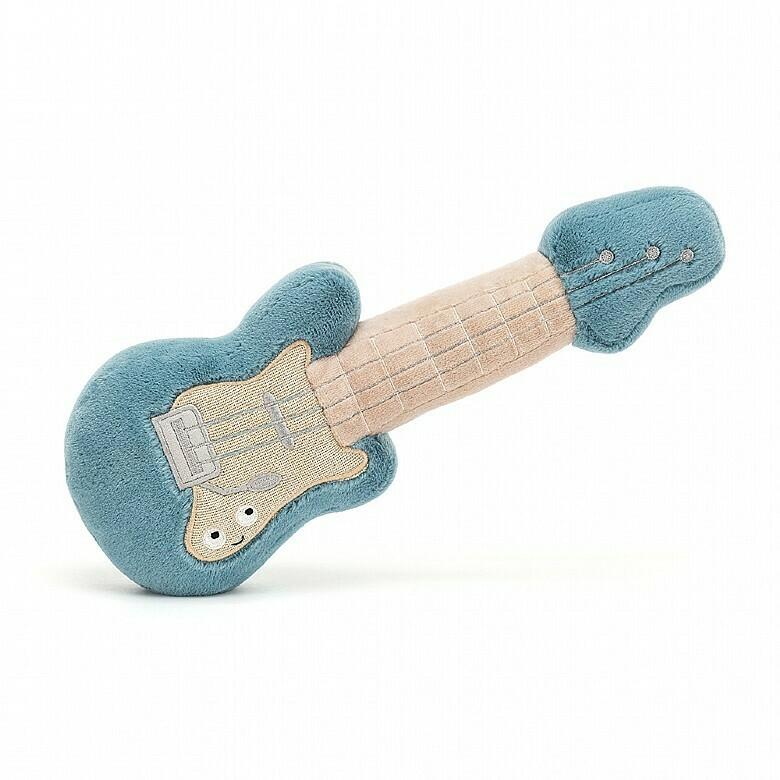 """JellyCat Wiggedy Guitar 13"""""""