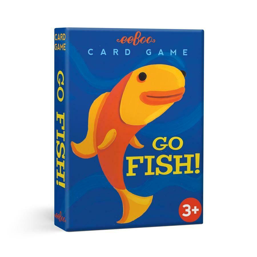 eeBoo Card Game Go Fish
