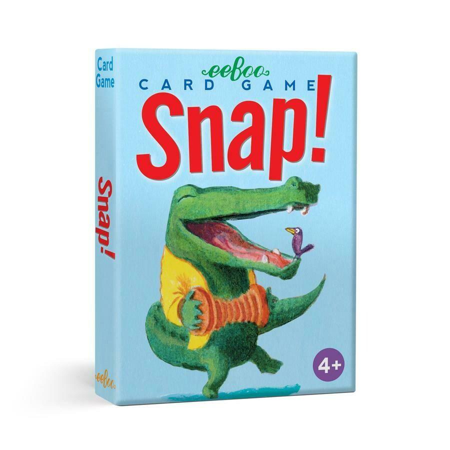 eeBoo Card Game Snap!