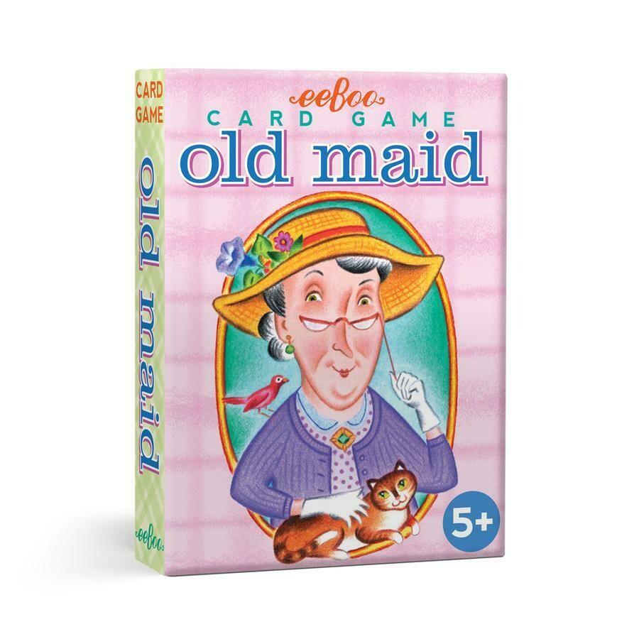 eeBoo Card Game Old Maid