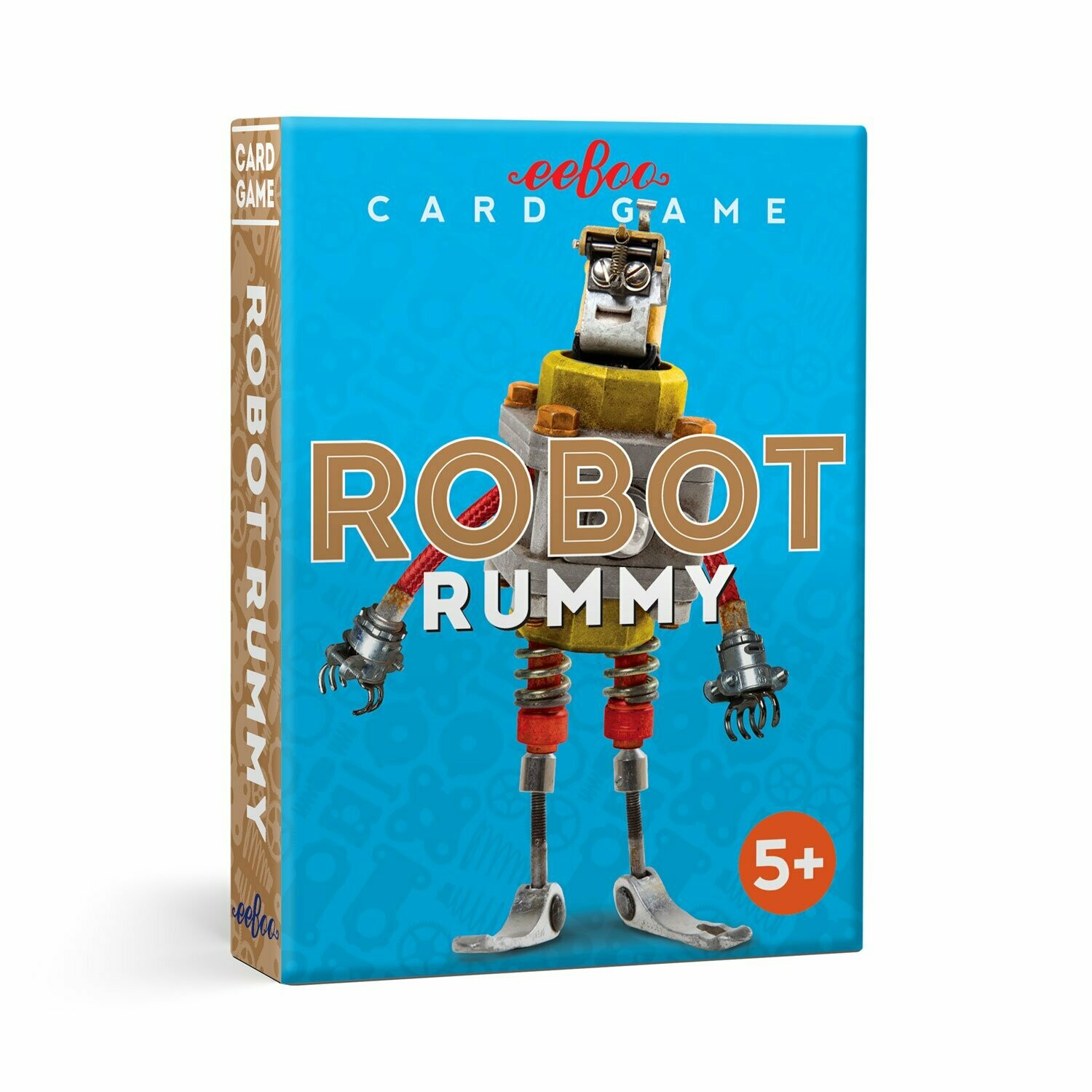eeBoo Card Game Robot