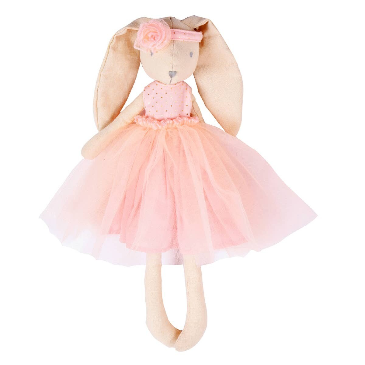 Tikiri Marcella The Bunny In Ballerina Pink Dress