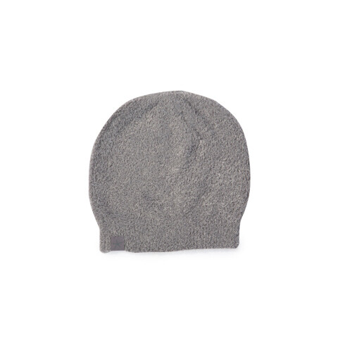 BareFoot Dreams Cozychic Lite Infant Beanie Pewter 6-12M