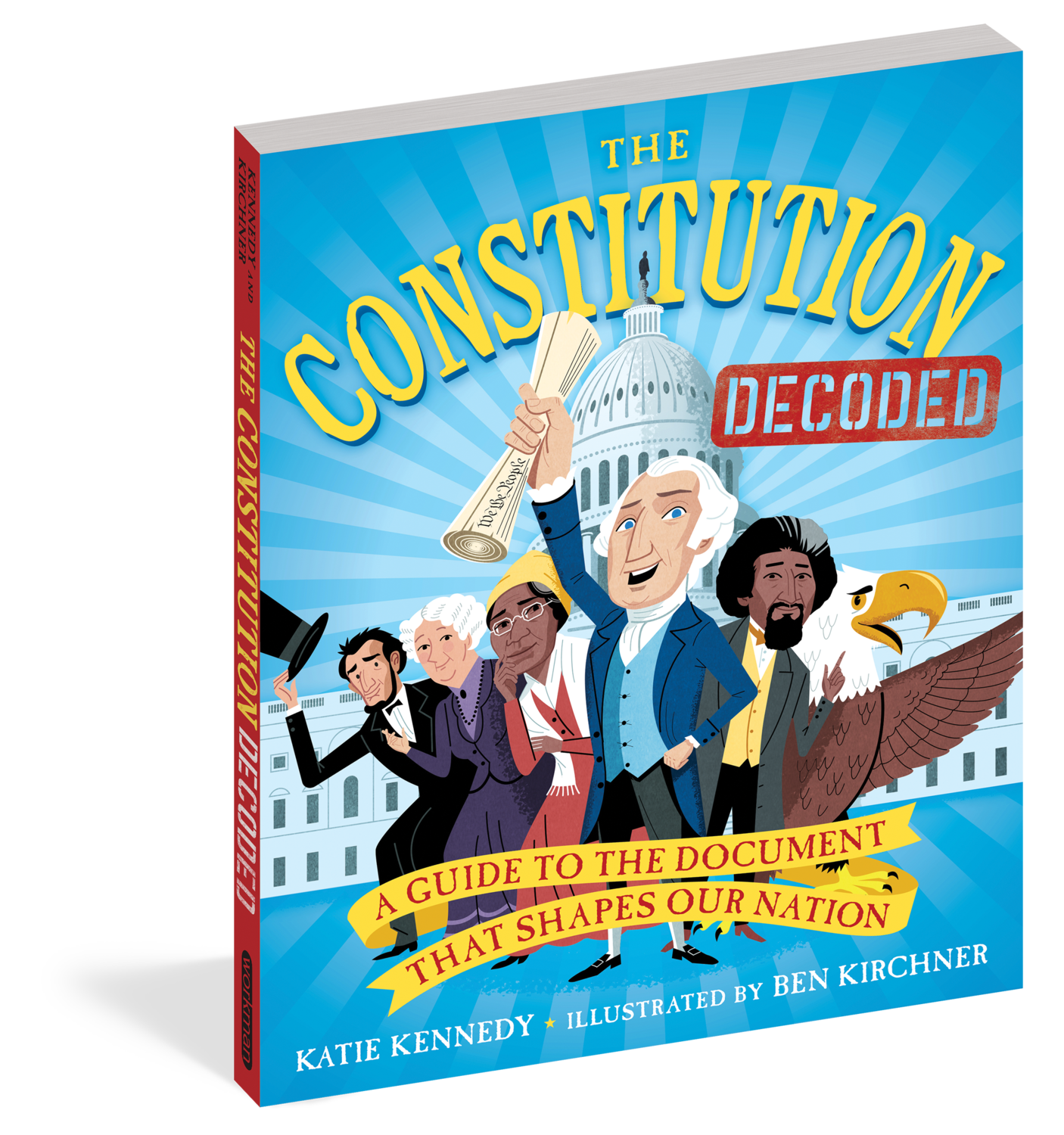 The Constitution Decoded Book
