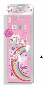 Hot Focus Multi-Function Pencil Case Unicorn