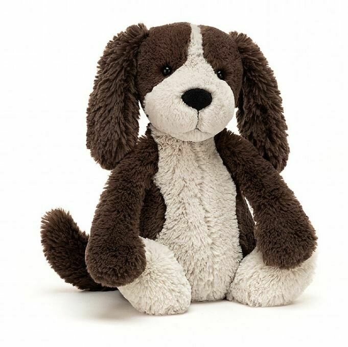 Jellycat Bashful Fudge Puppy Huge 21""