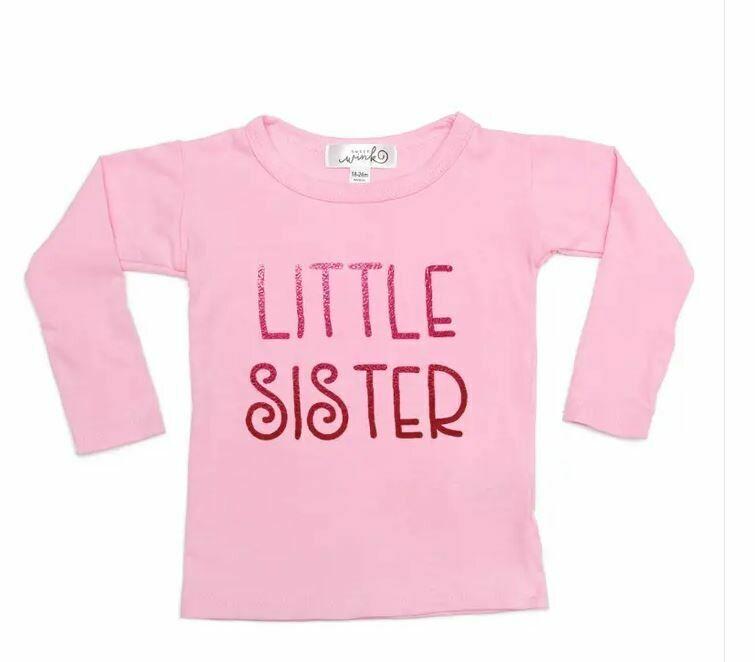 Sweet Wink Little Sister L/S Shirt
