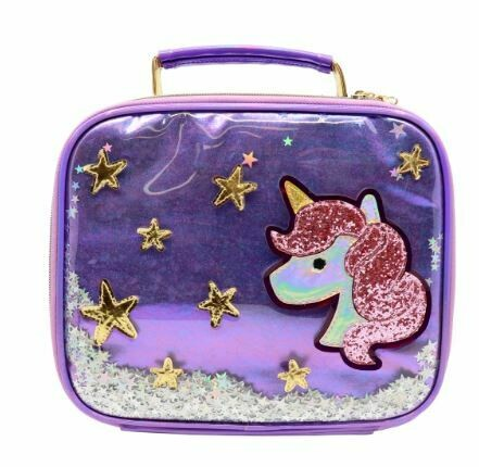 Charm It Lunch Box Unicorn