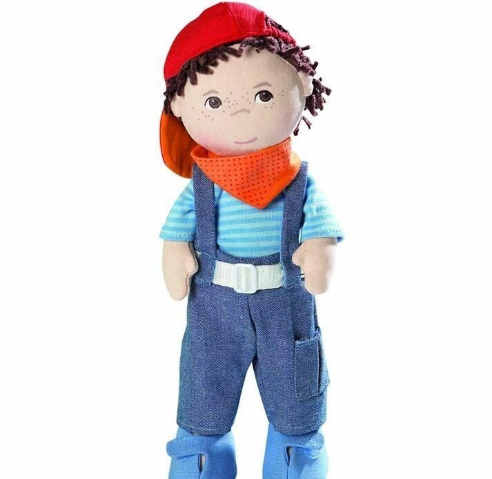 "Haba Matze Grahm 12"" Doll"