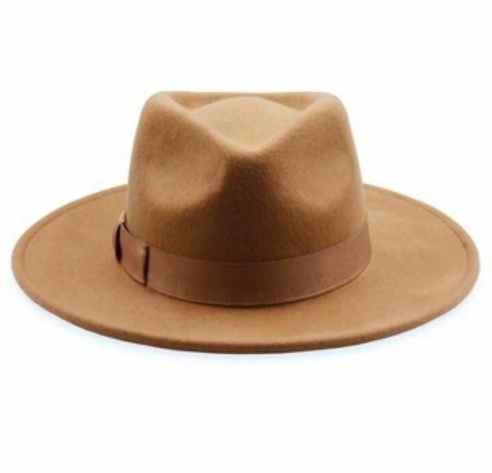 Nori Hat Camel