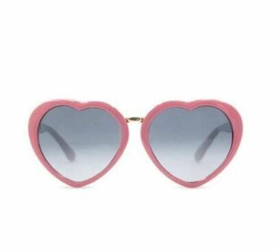 Paige Heart Sunglasses