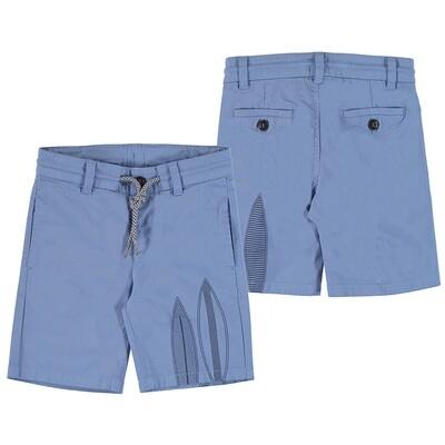 Mayoral Boys Printed Shorts Sky 3226
