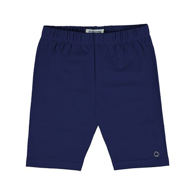 Mayoral Girls Cycling Shorts Navy 3202