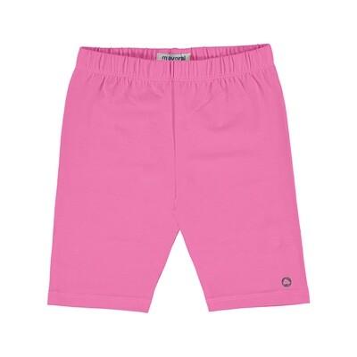 Mayoral Girls Cycling Shorts Pink 3202