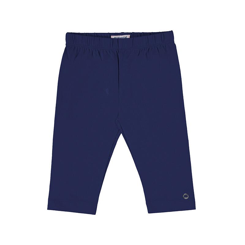 Mayoral Navy Basic Short Leggings 723