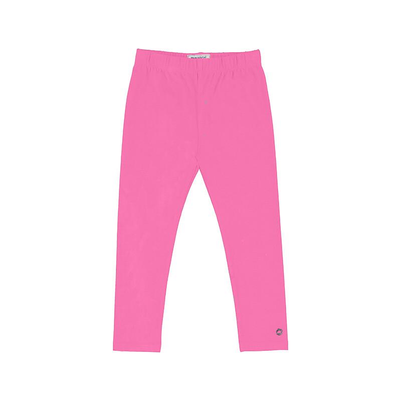 Mayoral Girls Long Basic Leggings Pink 748