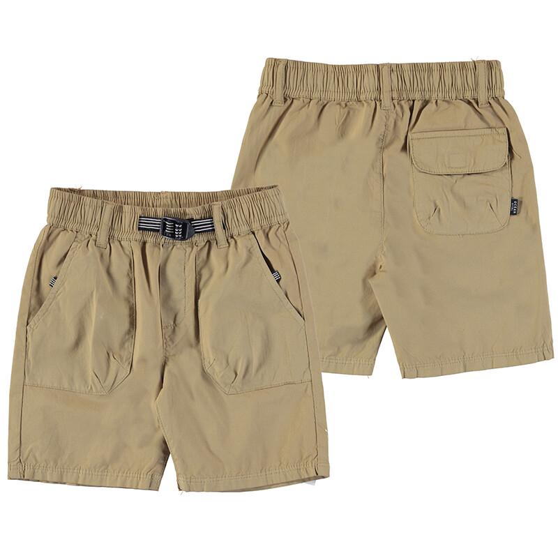 Mayoral Boys Almond Shorts w/Pockets 3241