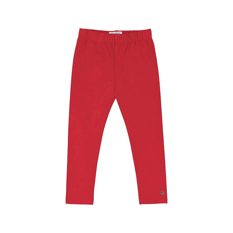 Mayoral Long Basic Leggings Red 748