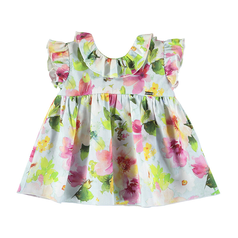 Mayoral Baby Girl Pistachio Blouse 1179