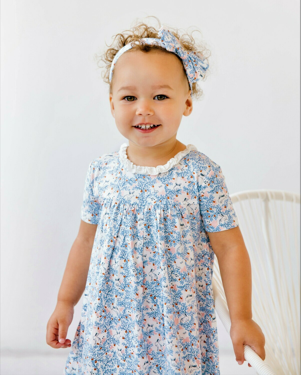 Magnetic Me Somebunny Modal Toddler Dress 2338