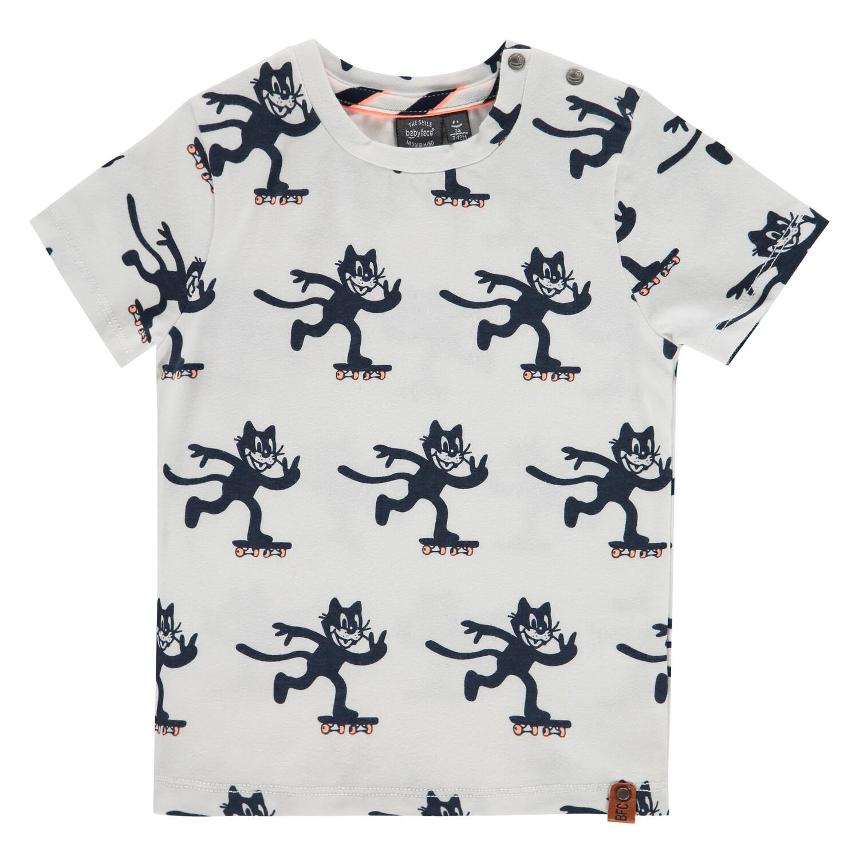 Babyface Boys T-Shirt S/S  White 21107631