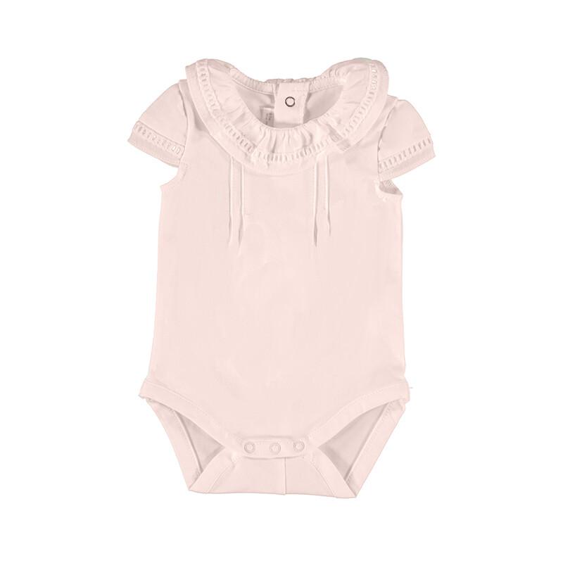 Mayoral Baby Girls  Pale Blush Bodysuit 1792