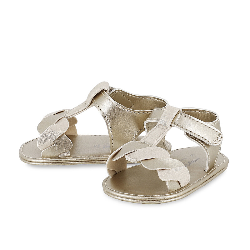 Mayoral Beige Sandals 9406