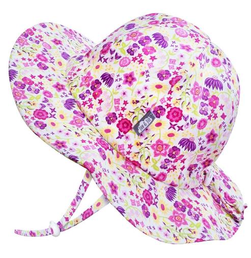 Jan & Jul Cotton Floppy Hat-Wildflower