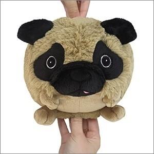 Squishable Mini Pug