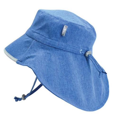 Jan & Jul Aqua Dry Adventure Hat-Blue