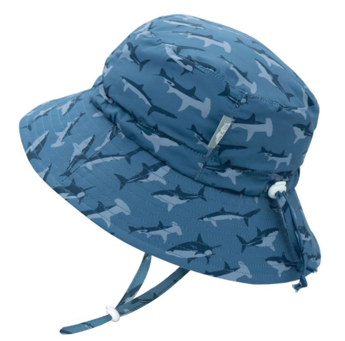 Jan & Jul Aqua Dry Bucket Hat- Shark