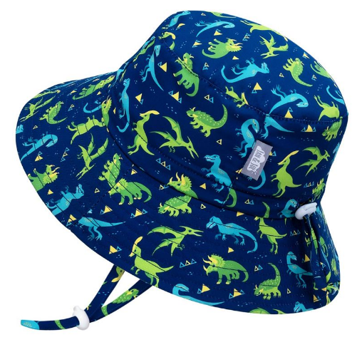 Jan & Jul Aqua Dry Bucket Hat-Dino