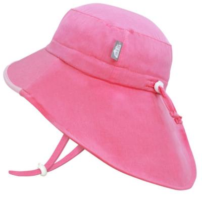 Jan & Jul Aqua Dry Adventure Hat-Pink