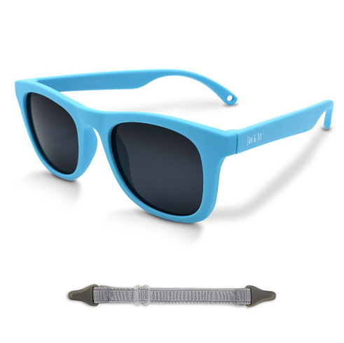 Jan & Jul Urban Xplorer Sunglasses-Sky Blue