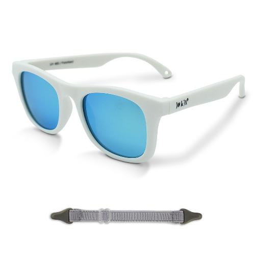 Jan & Jul Urban Xplorer Sunglasses-White Aurora