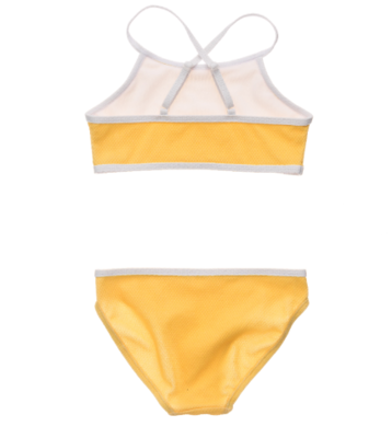 Snapper Rock Marigold Sports Bikini