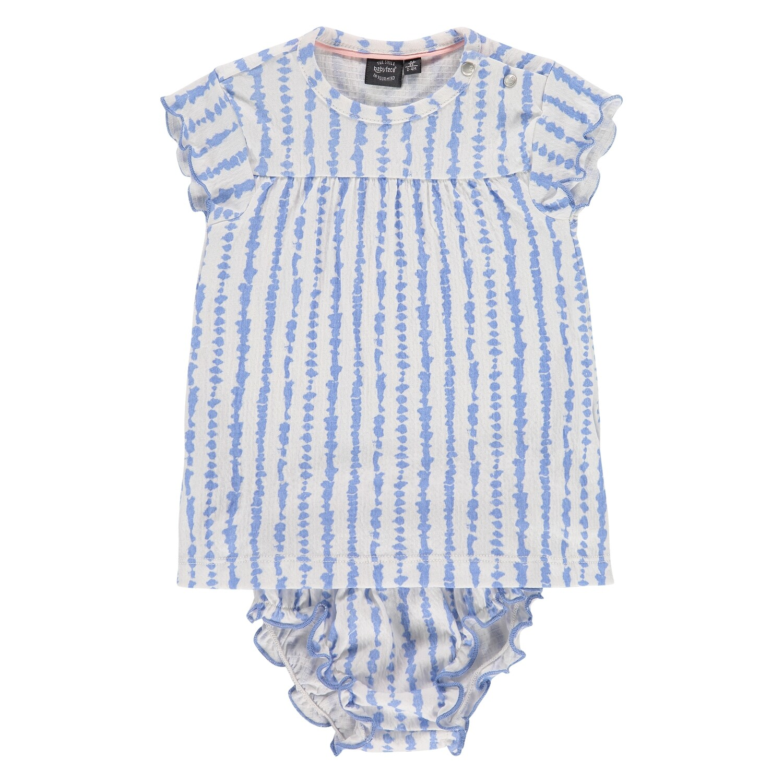 Babyface Baby Girl Lavendar Blue 2/pc Set 8744