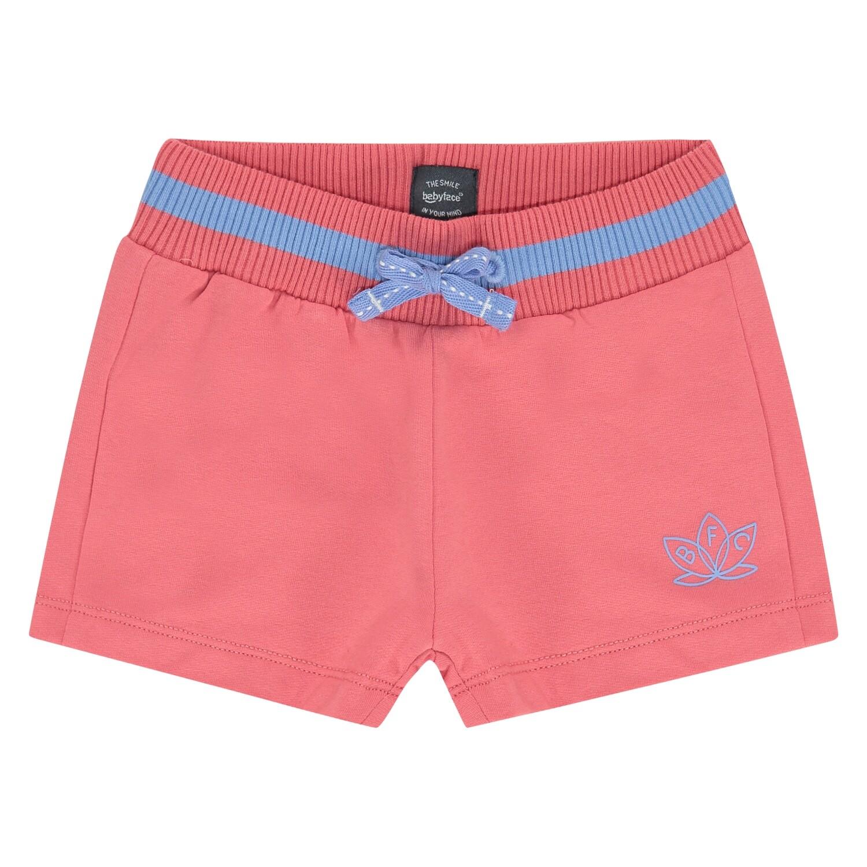 Babyface Girls Raspberry Sweat Short 8244