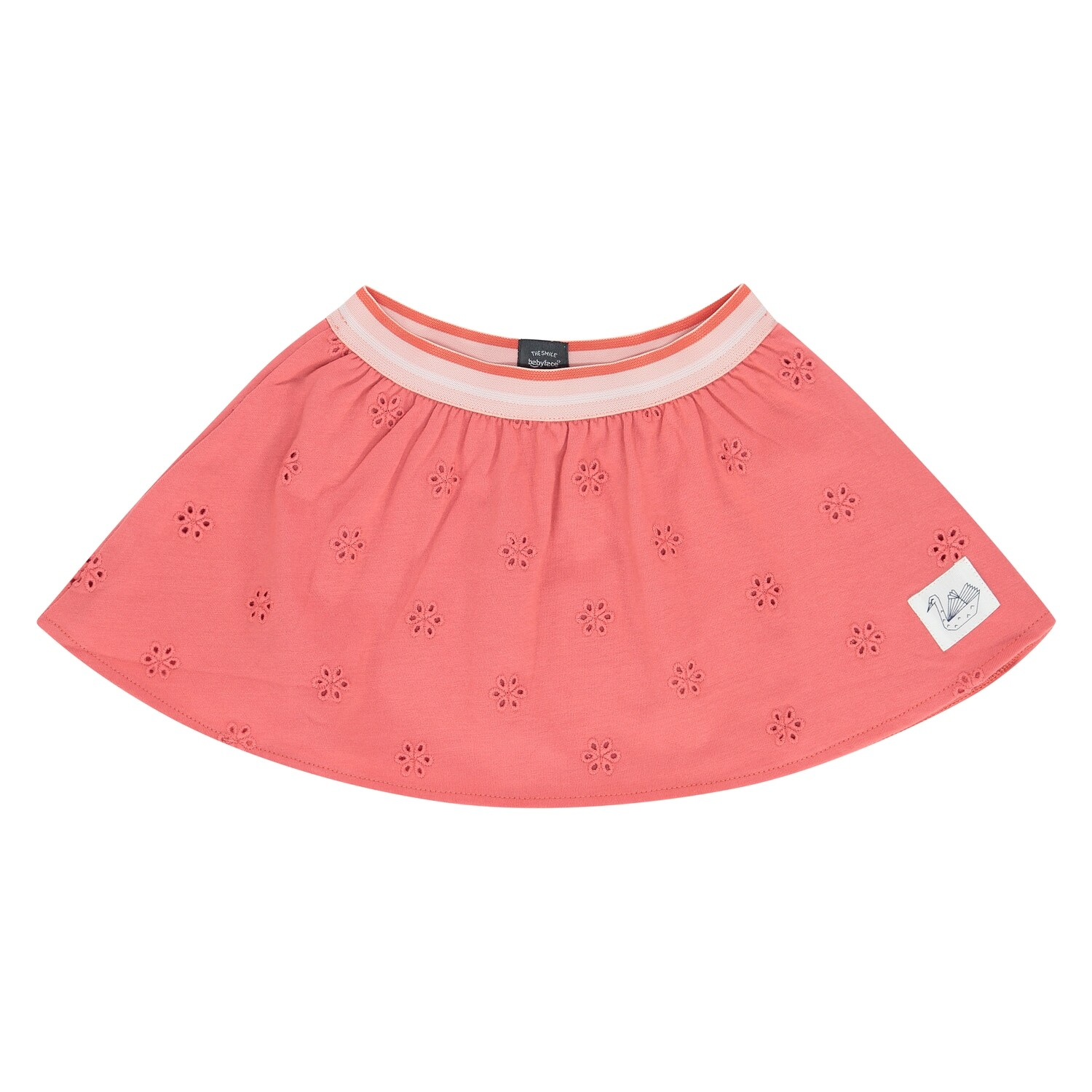 Babyface Girls Raspberry Skirt 8842