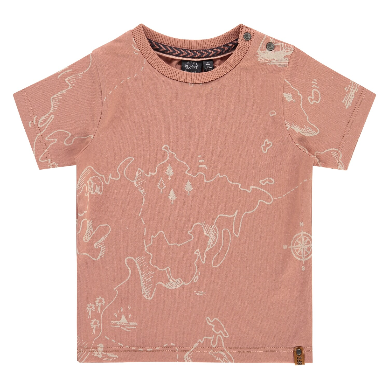 Babyface Boys Dk Salmon T-Shirt 7647