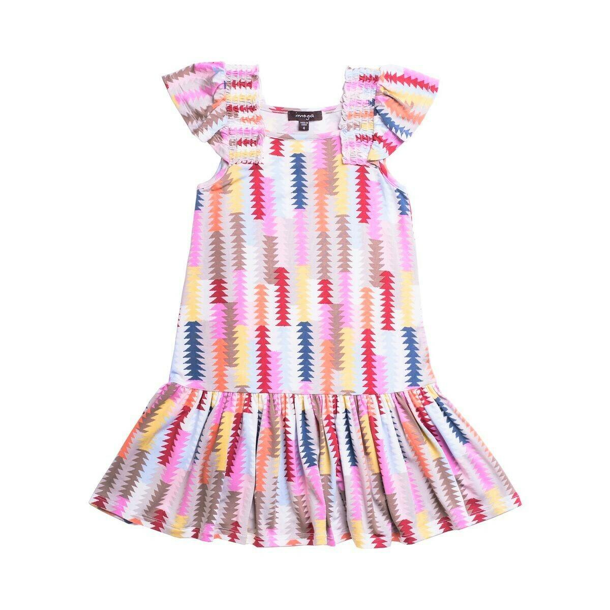 Imoga Santa Fe Sophie  Girls Dress