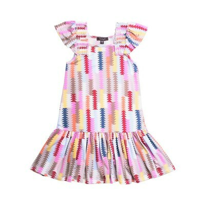 Imoga Santa Fe Sophie  Girls Dress