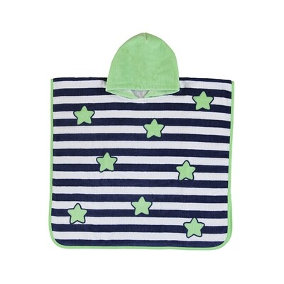 Mayoral Hooded Towel 9917 Mint