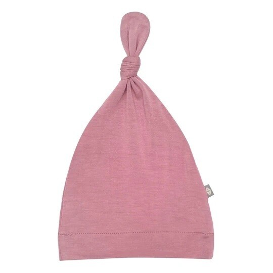 Kyte Knotted Cap-Mulberry