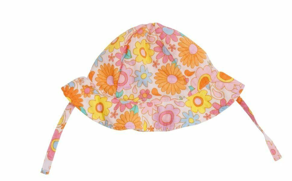 Angel Dear-Retro Daisy Sun Hat 155S