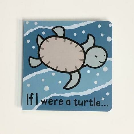 If I Were A Turtle Book (Jellycat