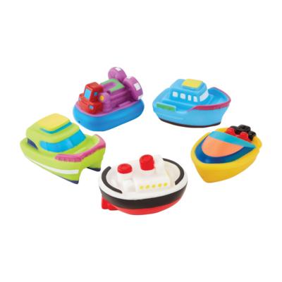 Mud Pie Boat Bath Toy Set