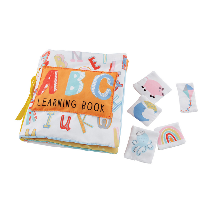 Mud Pie ABC Learning Book