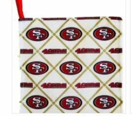 San Francisco 49ers Baby Paper